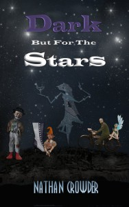 dark but for stars book cover